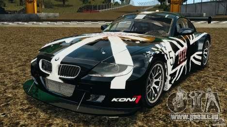 BMW Z4 M Coupe Motorsport für GTA 4