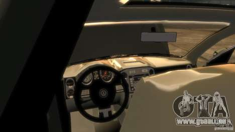 Volkswagen Tiguan für GTA 4 rechte Ansicht