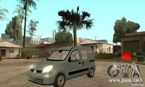 Renault Kangoo 2005 pour GTA San Andreas