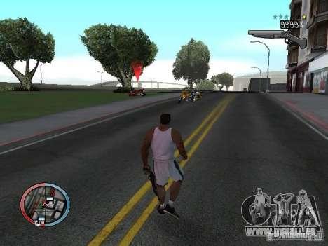SUPER BIKE MOD pour GTA San Andreas deuxième écran