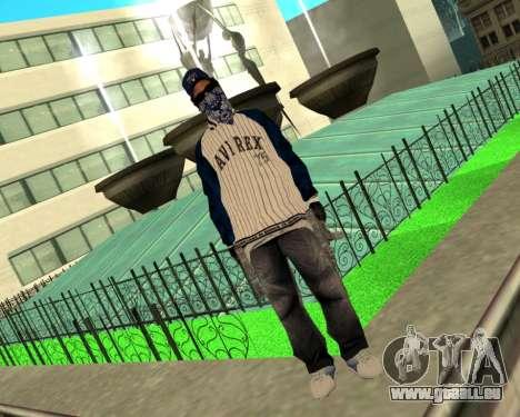 CripS Ryder pour GTA San Andreas