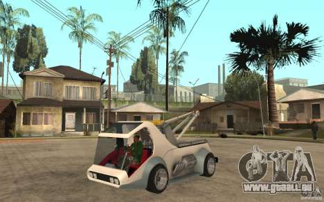 Lil Redd Wrecker pour GTA San Andreas