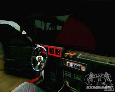 Tofas Dogan SLX DRIFT für GTA San Andreas rechten Ansicht