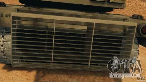 M1A2 Abrams pour GTA 4 est un côté