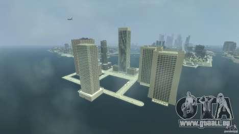 Green Island 1.0 pour GTA 4 secondes d'écran