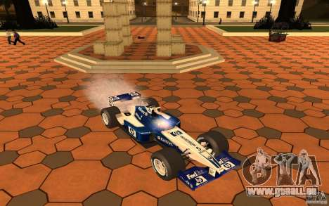 BMW F1 Williams pour GTA San Andreas