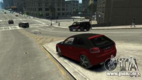 Audi BS3 O.CT Tuning für GTA 4 linke Ansicht