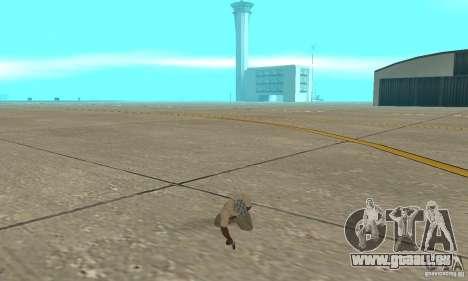 Actdead pour GTA San Andreas troisième écran