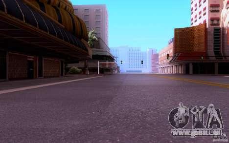 ENBSeries by muSHa v1.5 pour GTA San Andreas troisième écran