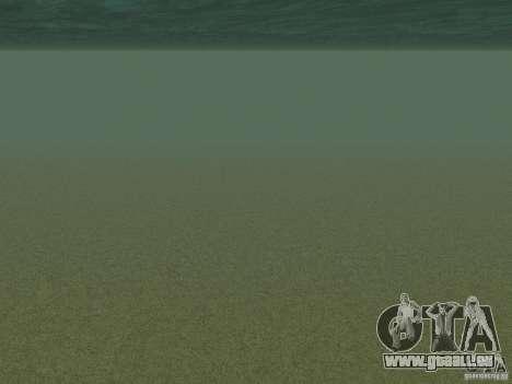 Nouvelles sources d'eau pour GTA San Andreas deuxième écran