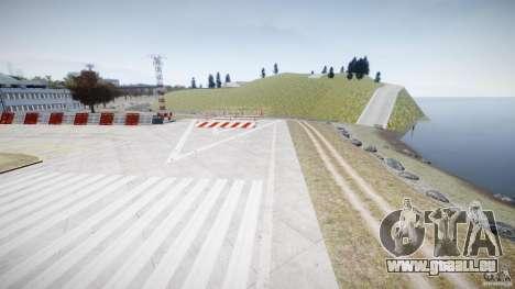 Edem Hill Drift Track pour GTA 4 secondes d'écran
