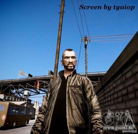 Niko - Hooligan pour GTA 4