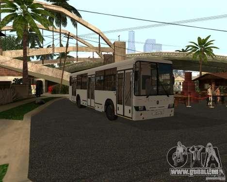 NefAZ 5299 für GTA San Andreas