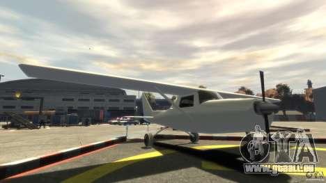San Andreas Dodo pour GTA 4