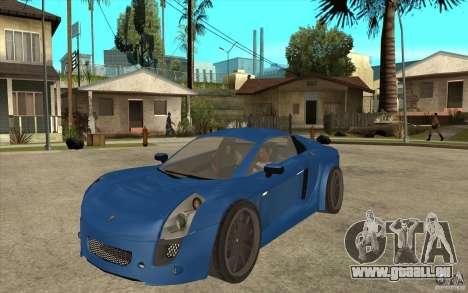 Mastretta MXT v1.1 für GTA San Andreas