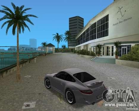 Porsche 911 Sport für GTA Vice City rechten Ansicht