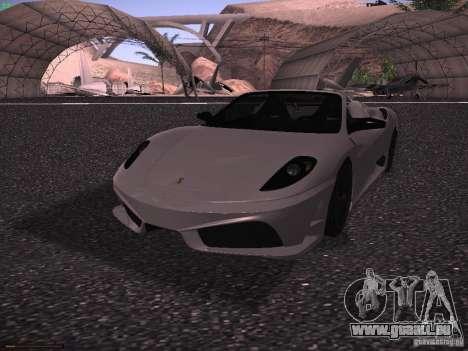 Ferrari F430 Scuderia M16 pour GTA San Andreas