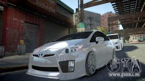 Toyota Prius III pour GTA 4