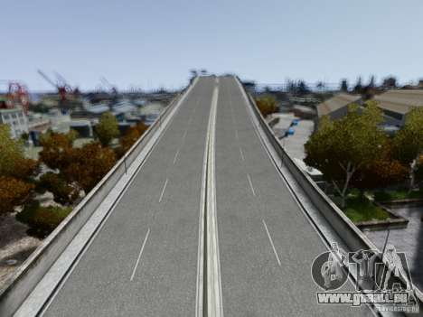 HD Roads 2013 für GTA 4 fünften Screenshot
