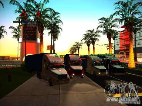 ENBSeries v1.0 par GAZelist pour GTA San Andreas neuvième écran