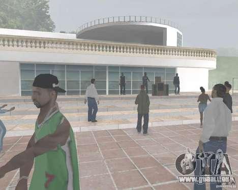 Madd Doggs party für GTA San Andreas fünften Screenshot
