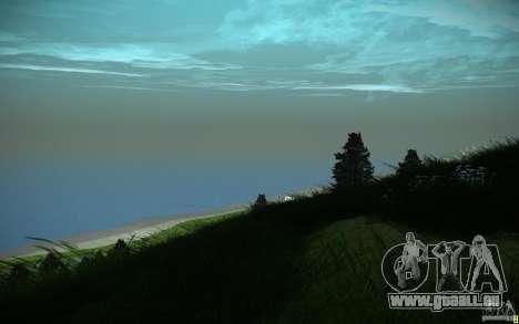 ENB Black Edition pour GTA San Andreas cinquième écran