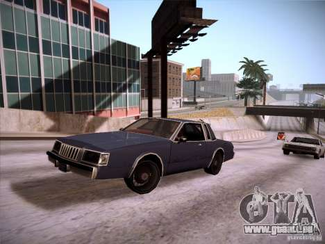 ENBSeries by CatVitalio pour GTA San Andreas