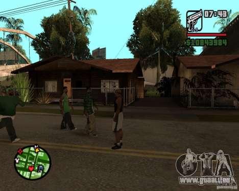 Hilfe bratkov für GTA San Andreas dritten Screenshot