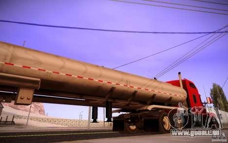 Kenworth T600 für GTA San Andreas Seitenansicht