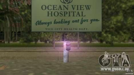 Die Symbole für die Jagd für GTA Vice City dritte Screenshot