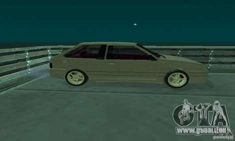 VAZ 2113 ADT Art Tuning für GTA San Andreas linke Ansicht