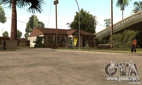 GTA SA Enterable Buildings Mod für GTA San Andreas fünften Screenshot