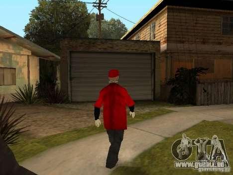 JabbaWockeeZ Skin pour GTA San Andreas sixième écran