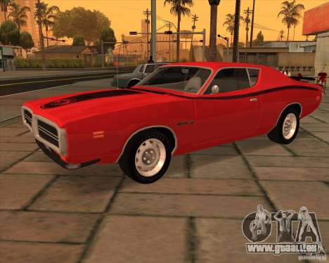 1971 Dodge Charger Super Bee pour GTA San Andreas