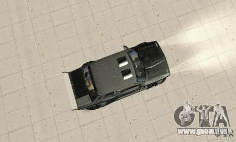 Tunning de VAZ 2106 Fantasy ART pour GTA San Andreas vue de droite