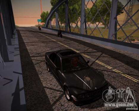 ENBSeries V4 für GTA San Andreas fünften Screenshot