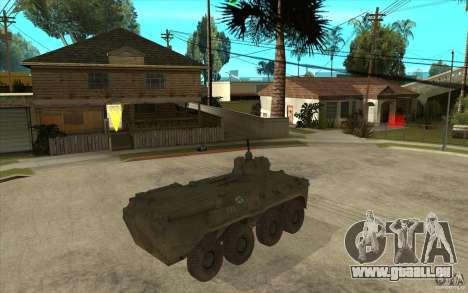 TTB de COD MW2 pour GTA San Andreas vue arrière