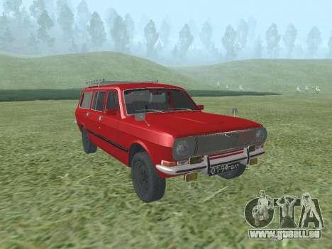 Volga GAZ-24 02 für GTA San Andreas