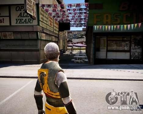 Morgan Freeman für GTA 4 Sekunden Bildschirm