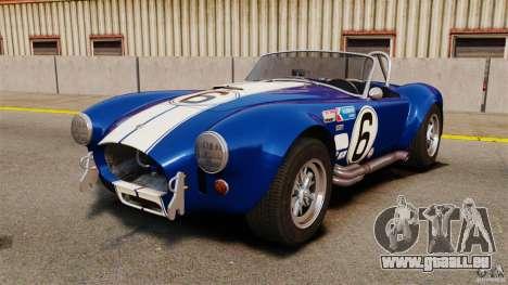 AC Cobra 427 pour GTA 4