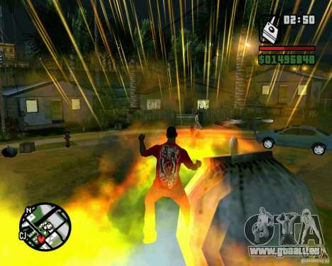 Bombe für GTA San Andreas her Screenshot