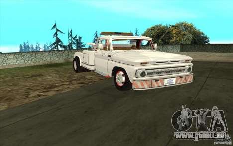 Chevrolet dépanneuse pour GTA San Andreas