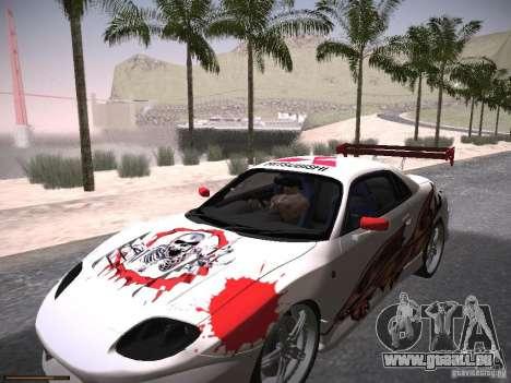 Mitsubishi FTO GP Veilside für GTA San Andreas Innen