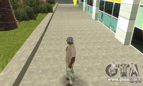 Camouflage-Hose für GTA San Andreas zweiten Screenshot