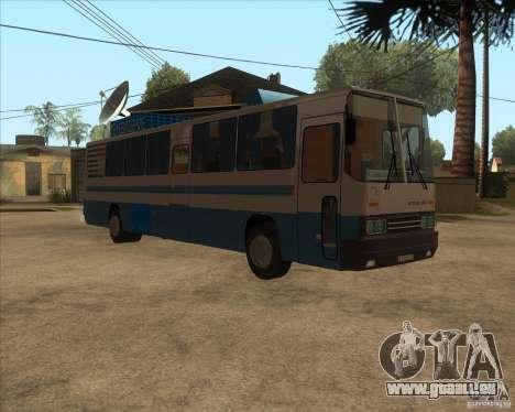 IKARUS 255 Tv pour GTA San Andreas