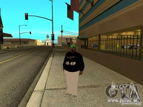 Mégalo épais pour GTA San Andreas
