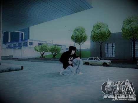 Valera MOD pour GTA San Andreas troisième écran