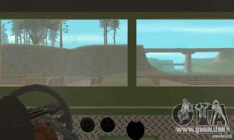 Jeep Willys Rock Crawler pour GTA San Andreas vue de côté