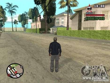 Todas Ruas v3.0 (Las Venturas) pour GTA San Andreas sixième écran