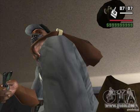 Detektor des S. t. A. l. k. e. R # 4 für GTA San Andreas zweiten Screenshot